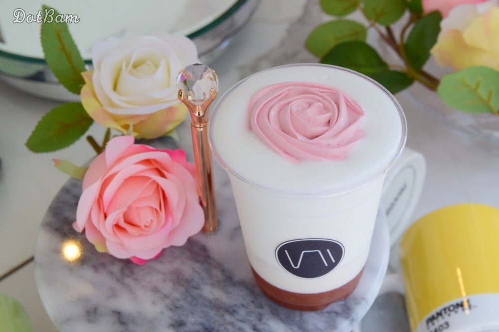 東區外帶咖啡|喝的玫瑰!夢幻好喝的少女系飲品就在雨田先生手沖飲品吧!