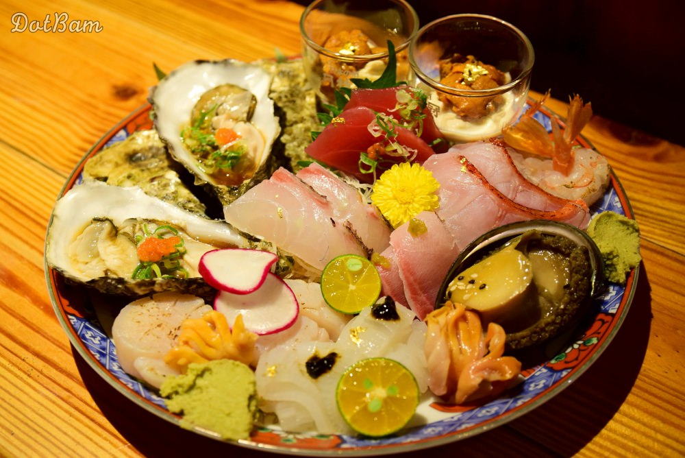微風建一食堂|老饕推薦!隱身中崙市場旁巷弄內,超人氣無菜單日本料理