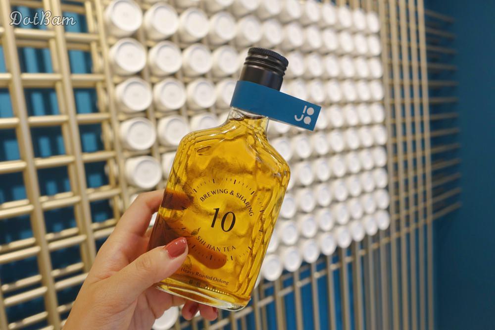 台北信義松菸|IG熱門打卡點,十間茶屋,白色玻璃屋裡的時尚台灣茶,捷運市府站
