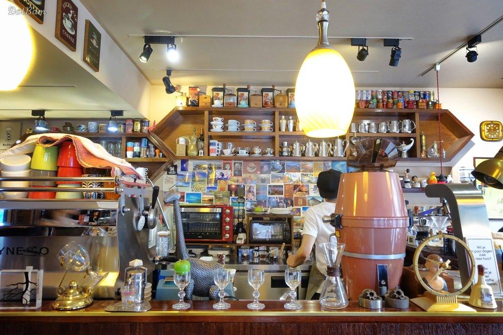 科技大樓站咖啡廳|Rufous Coffee,自家烘焙個性風格咖啡館 手沖咖啡推薦