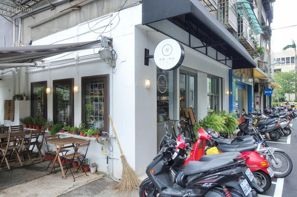 大安站早午餐|桔梗三明治,二訪依舊美味的全白歐風餐廳,推薦蟹蟹大家