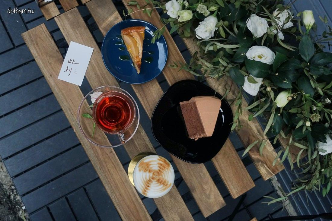 內湖西湖站韓式咖啡廳|此刻韓式花藝咖啡at the close  完成屬於你的韓式花束