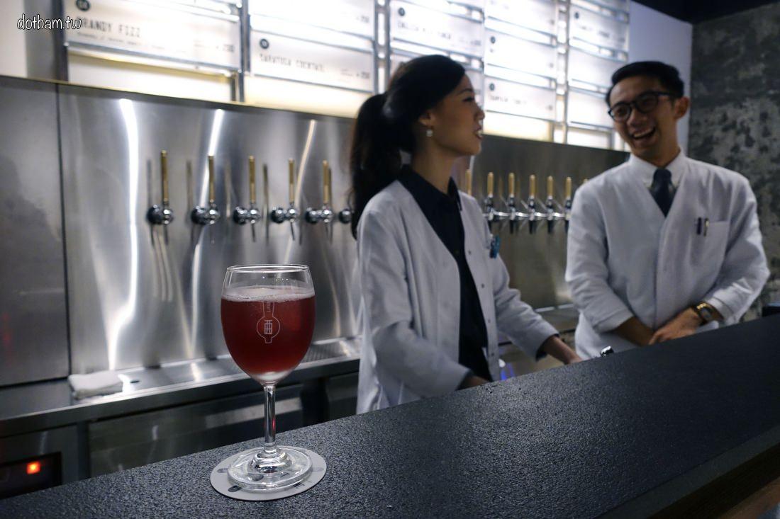 國父紀念館酒吧|Draft Land,亞洲第一間將雞尾酒生活化的立飲式汲飲雞尾酒吧