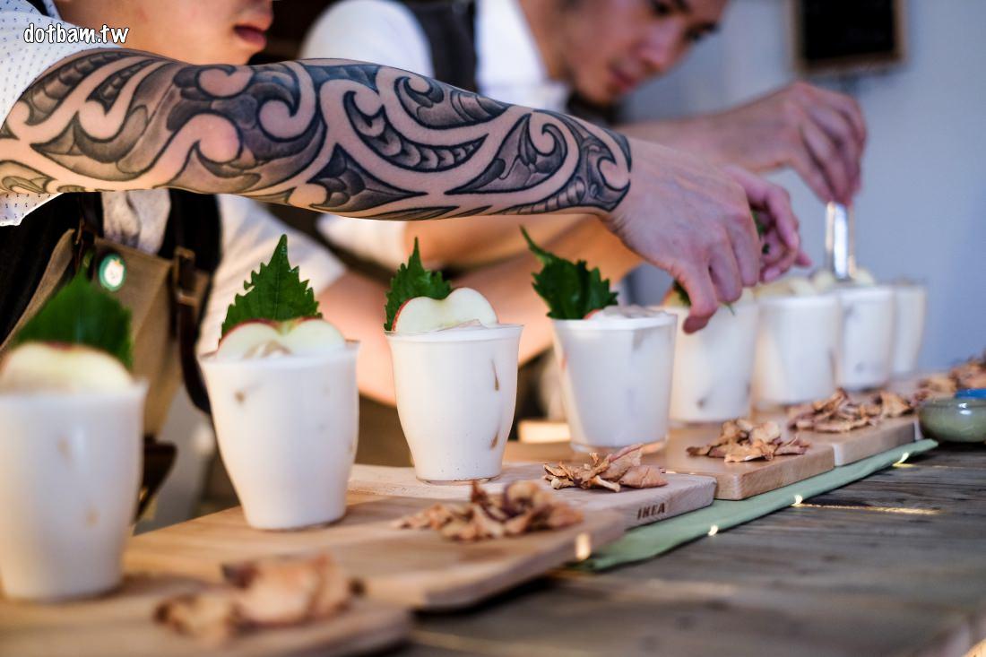 松山區美食推薦|FU MilkTea福奶茶 採預約制的眷村空間 調酒概念奶茶專門店