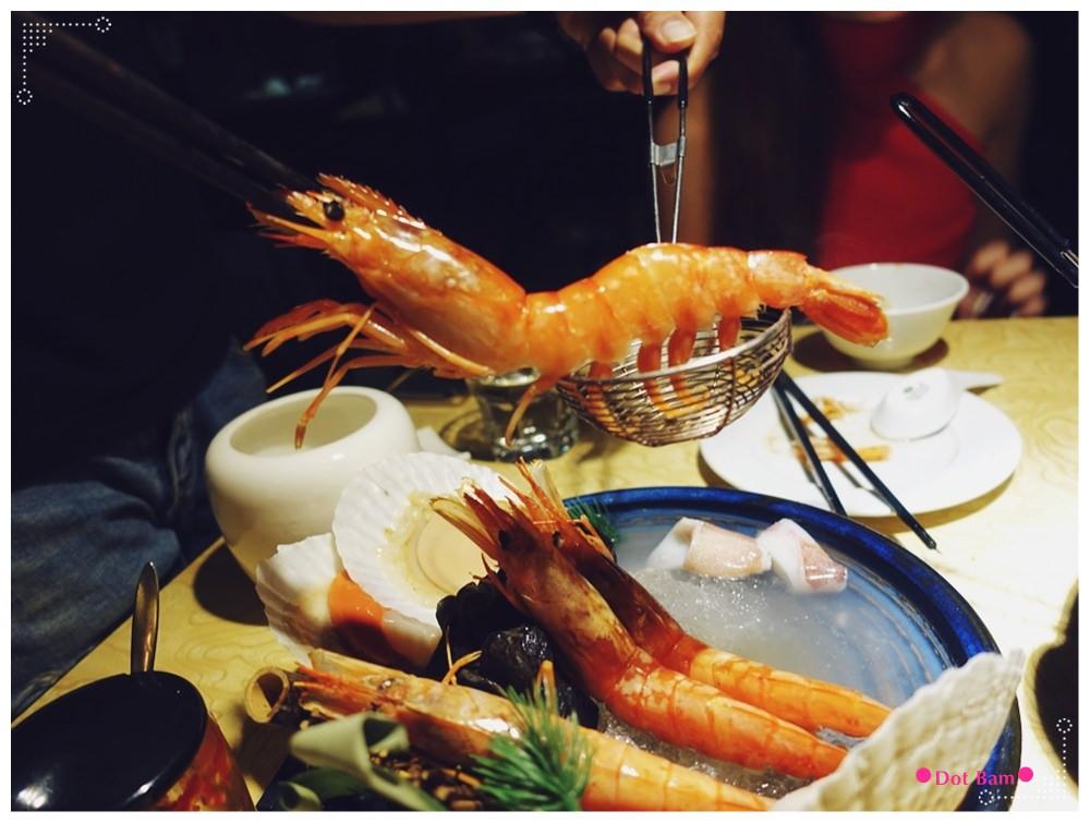 忻殿堂 盛合海鮮 生食級天使紅蝦1.JPG