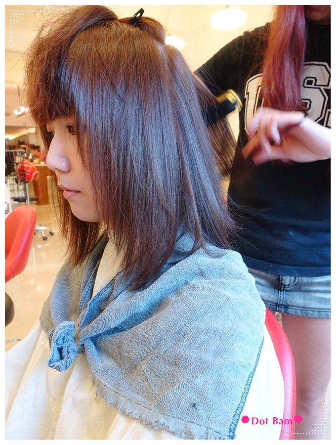 Pro cutti髮藝沙龍 燙直過程 1.JPG