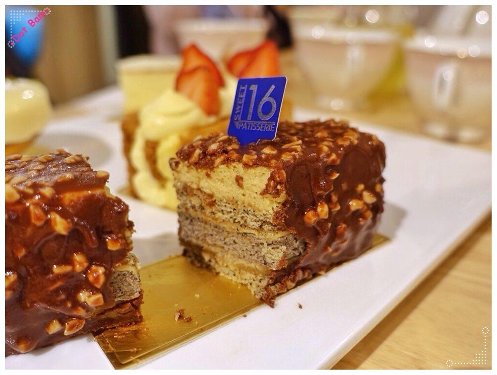 【 甜典16號 Sweet 16 Patisserie ⋈ 台北士林區 天母商圈】既浪漫且充滿溫暖氛圍的日式甜點店,邊吃邊感受少女情懷*11.JPG