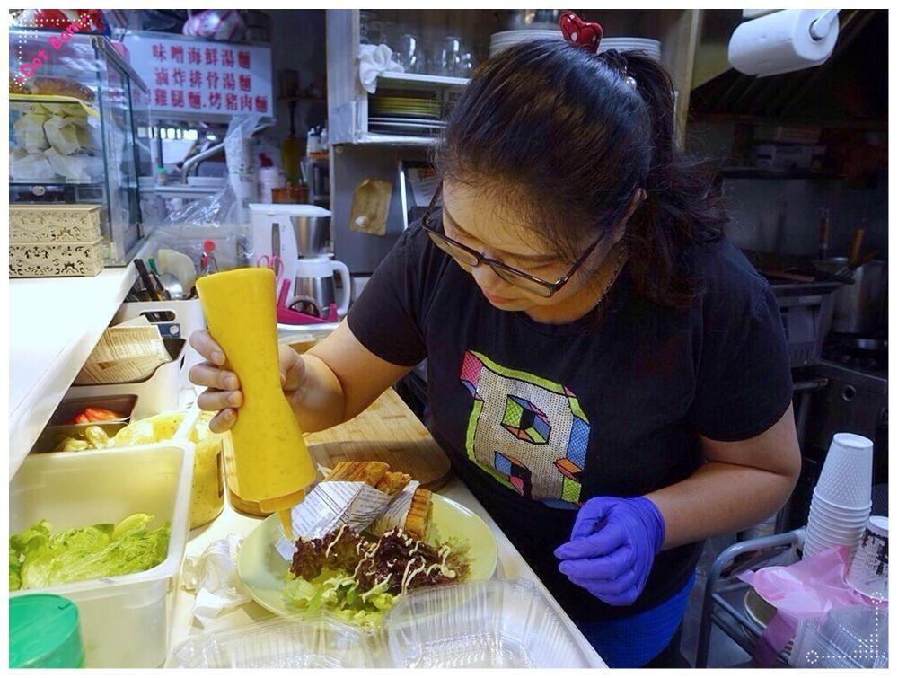 【雪福早午餐 ⋈ 台北士林區 天母商圈】隱身士東市場,堅持良心食材製成的超值早午餐在這裡! 17.jpg