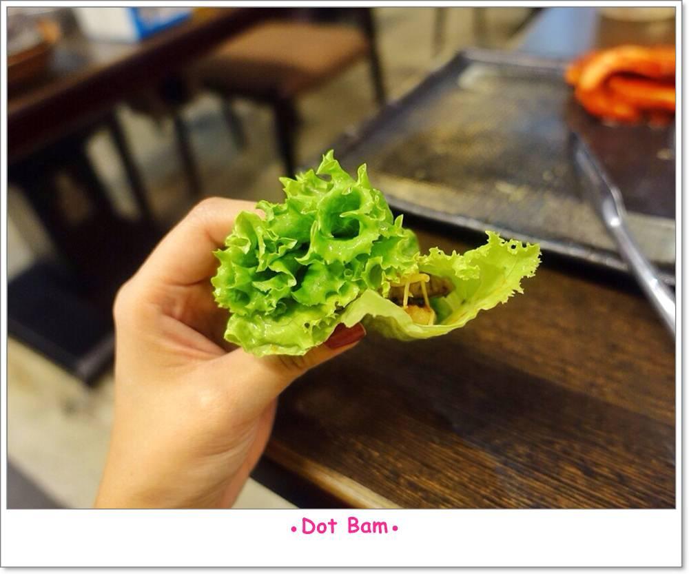 八戒韓食 包肉菜 3.JPG