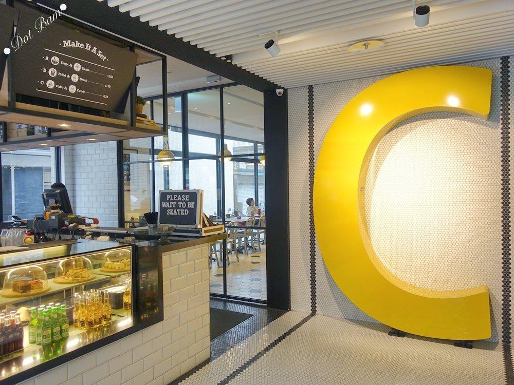 【雀客咖啡】工業風潮流旅店結合咖啡廳,簡約設計及良好採光的用餐空間,中山區美食,捷運行天宮站.jpg