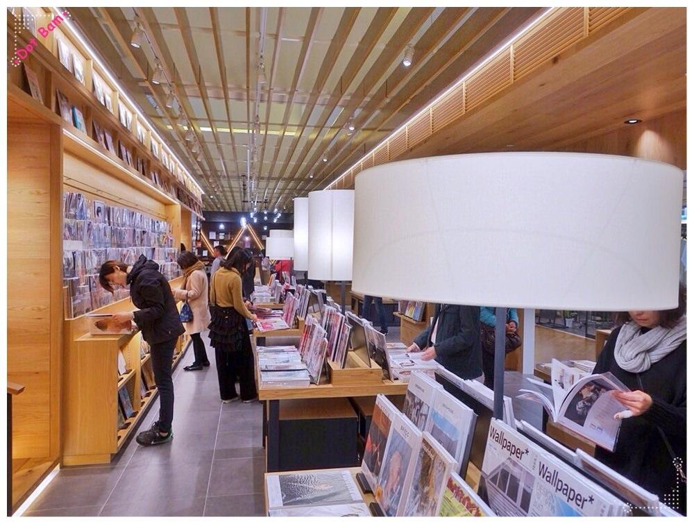 蔦屋書店 TSUTAYA BOOKSTORE信義店 9.JPG