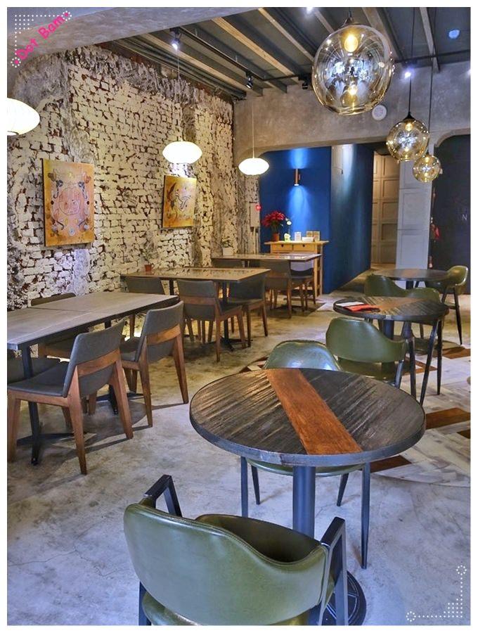 【URBN ⋈Culture台北市大安區捷運六張犁站】街頭塗鴉氛圍中吃蔬食搭配精釀啤酒吧,蔬食餐廳新選擇 2.JPG
