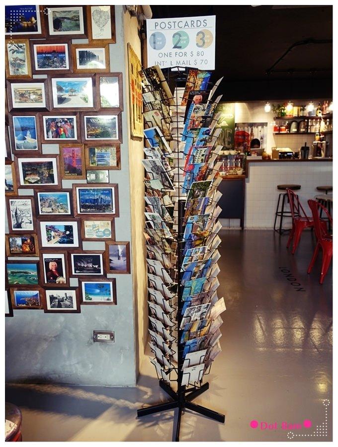 任意門旅行風咖啡館Anywhere Cafe %26; Travel 美國紐約 3.JPG