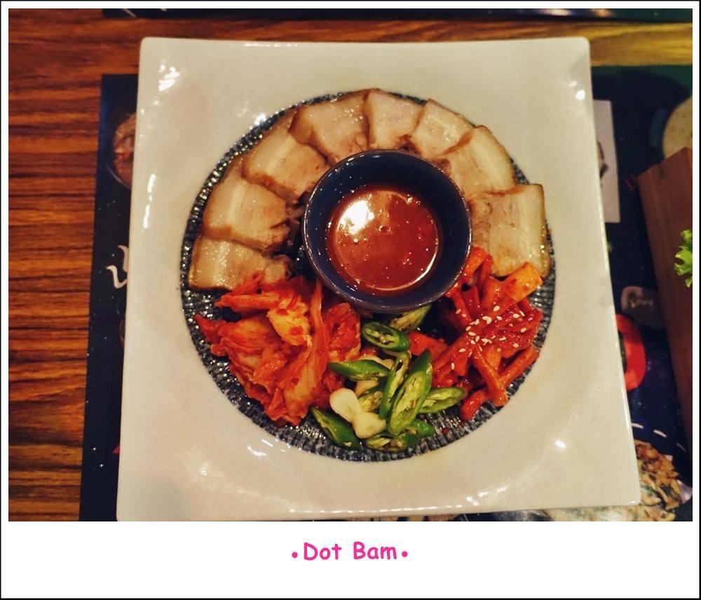 燒肉一杯 奶奶的菜包肉 6.JPG