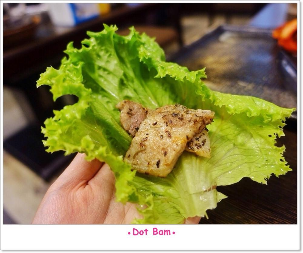 八戒韓食 包肉菜 1.JPG
