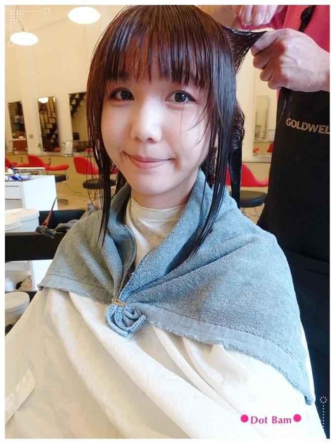 Pro cutti髮藝沙龍 上捲前保養.JPG