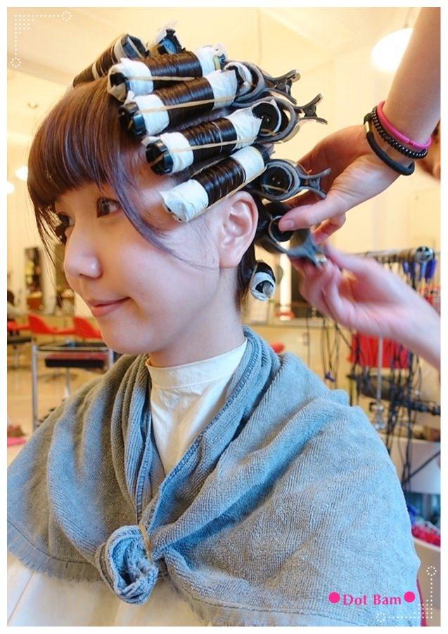 Pro cutti髮藝沙龍 上捲過程 2.JPG