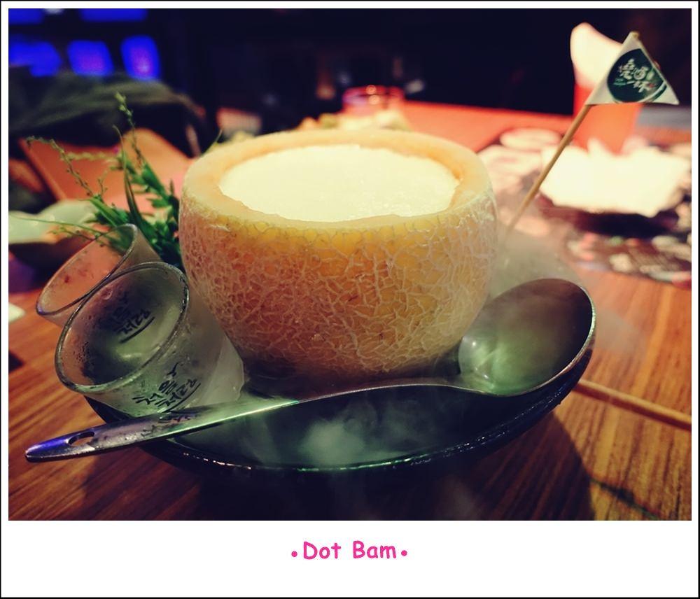 燒鳩一杯 哈密瓜燒酒調酒 1.JPG