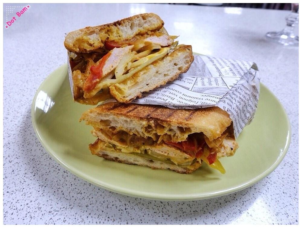 雪福早午餐|台北士林 天母商圈,隱身士東市場,堅持良心食材製成的超值早午餐在這裡!