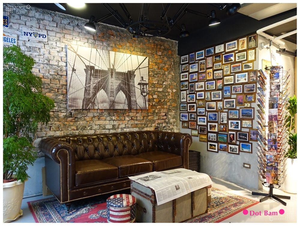 任意門旅行風咖啡館Anywhere Cafe %26; Travel 美國紐約 4.JPG