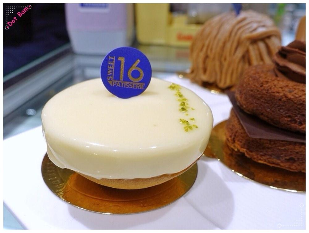 【 甜典16號 Sweet 16 Patisserie ⋈ 台北士林區 天母商圈】既浪漫且充滿溫暖氛圍的日式甜點店,邊吃邊感受少女情懷*8.JPG
