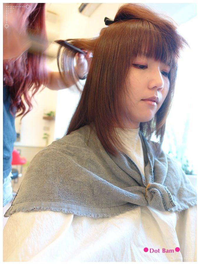 Pro cutti髮藝沙龍 燙直過程 3.JPG