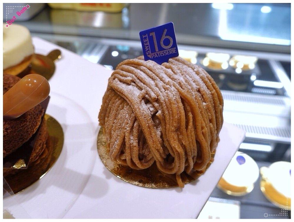 【 甜典16號 Sweet 16 Patisserie ⋈ 台北士林區 天母商圈】既浪漫且充滿溫暖氛圍的日式甜點店,邊吃邊感受少女情懷*15.JPG