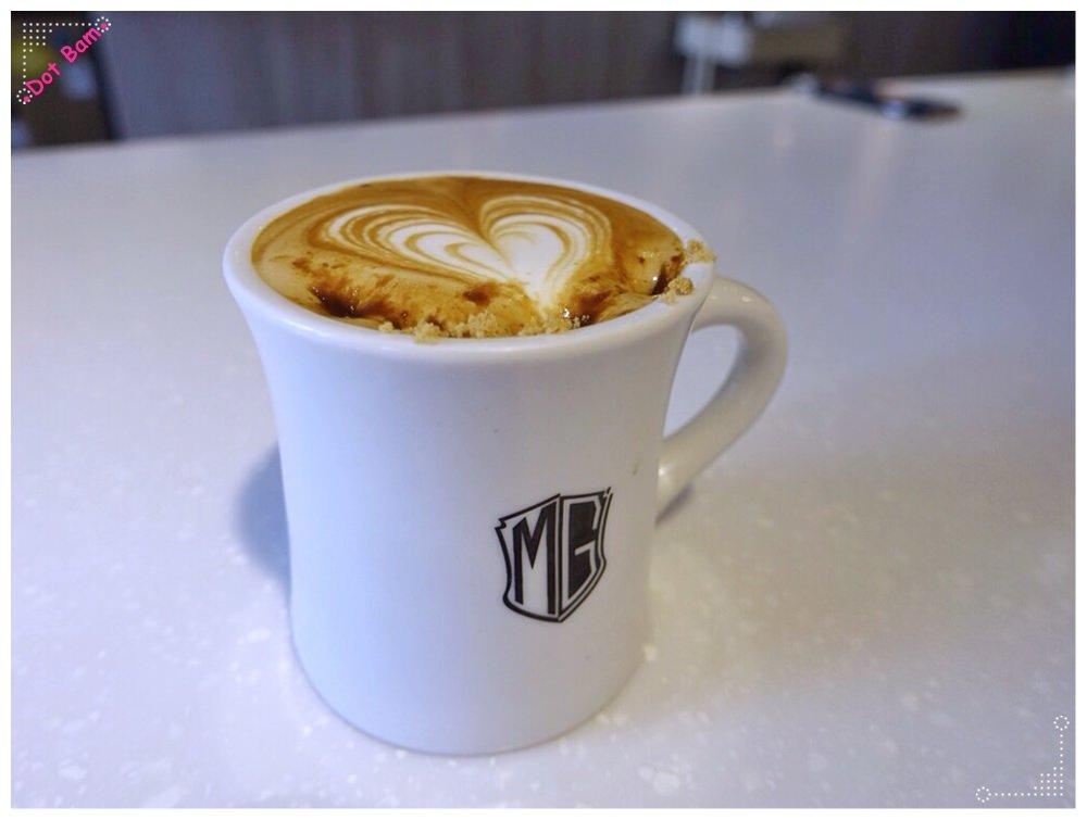 【Milkglider牛奶滑翔機 ⋈ 台北松山區 捷運中山國中站】二訪依舊迷人的拿鐵拉花,少女系彩紅千層回味無窮不限時咖啡廳 10.JPG