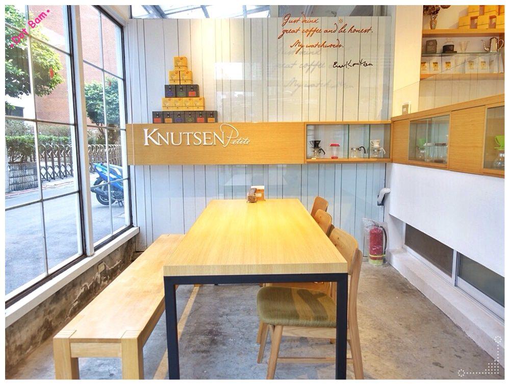【KNUTSEN PETITE CAFÉ 肯努森咖啡館 ⋈ 台北大安區,捷運信義安和】精品咖啡搭配清爽玫瑰戚風的午後時光/不限時咖啡廳 2.JPG
