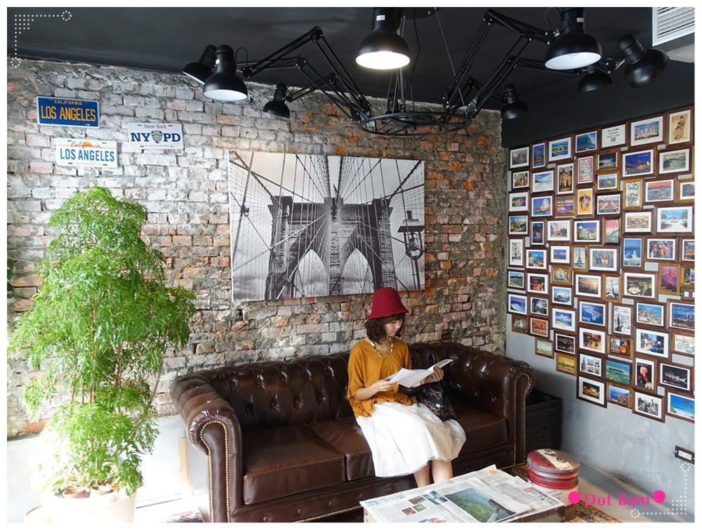 任意門旅行風咖啡館Anywhere Cafe %26; Travel 美國紐約 1.JPG