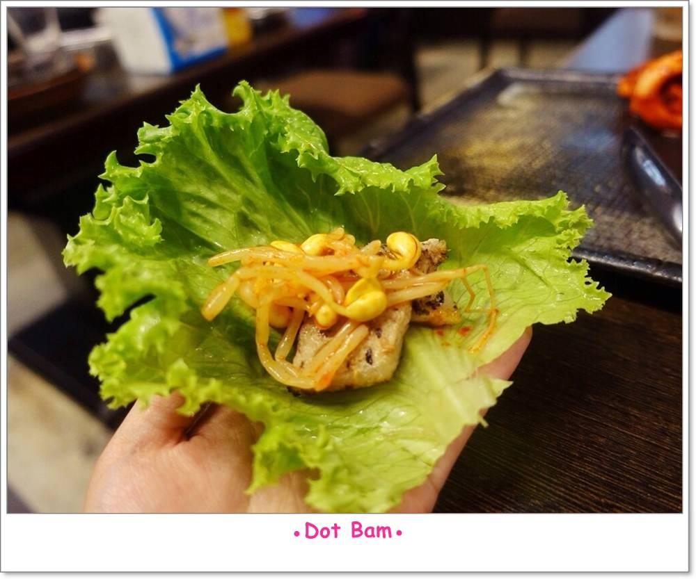 八戒韓食 包肉菜 2.JPG