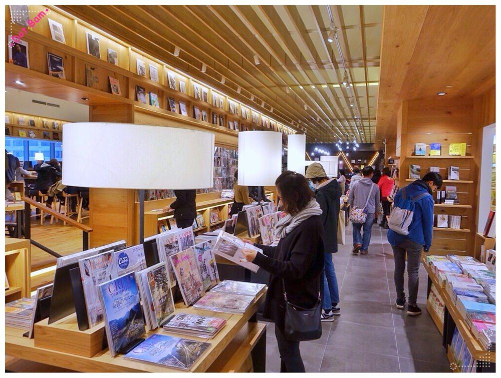 蔦屋書店 TSUTAYA BOOKSTORE信義店 10.JPG