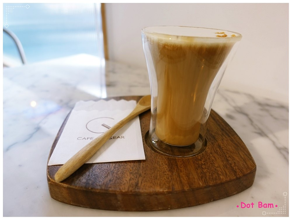 CAFE de Gear 烏龍茶咖啡 3.JPG