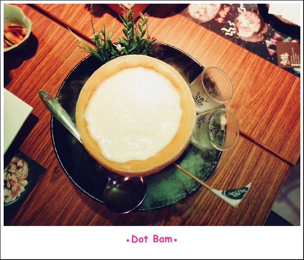燒鳩一杯 哈密瓜燒酒調酒 2.JPG