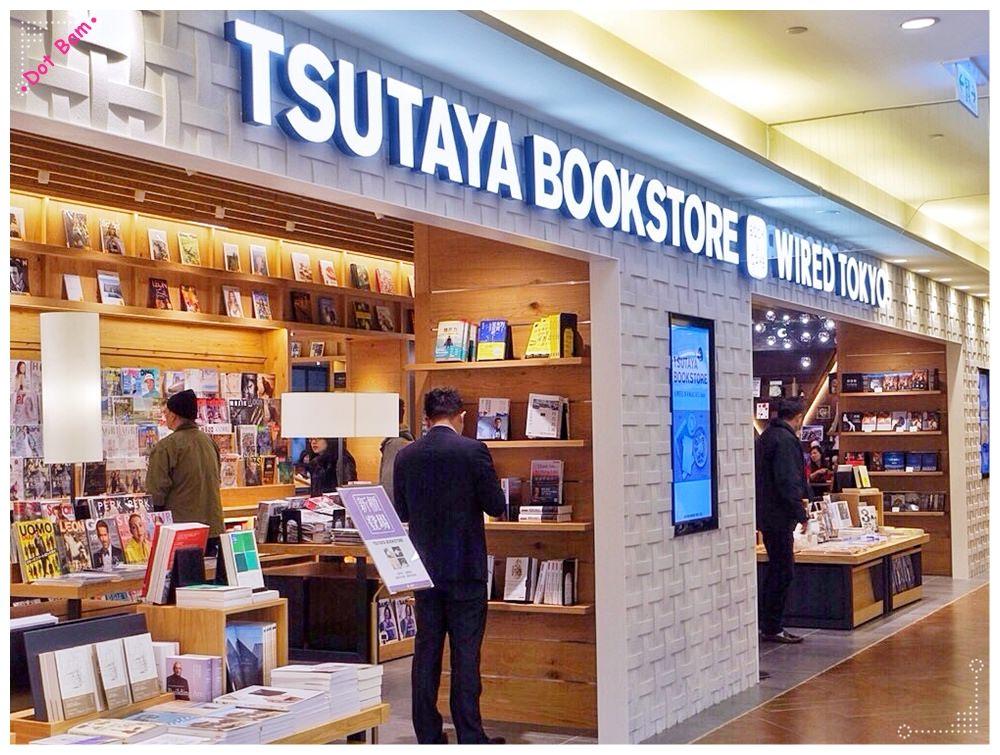 蔦屋書店 TSUTAYA BOOKSTORE信義店 1.JPG